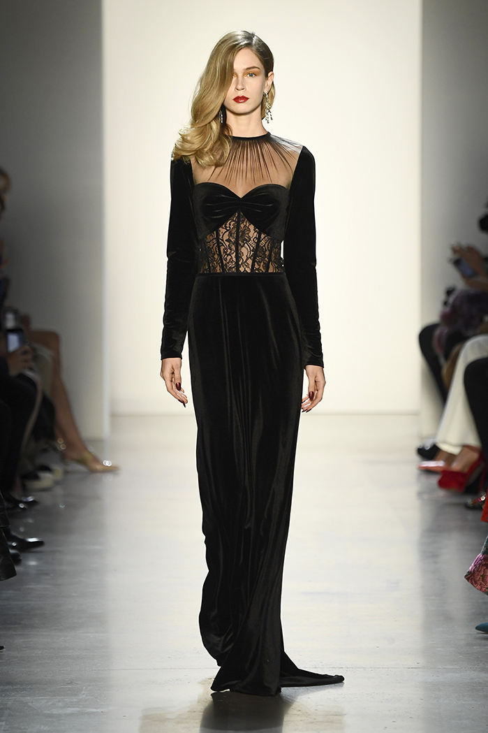 Tadashi Shoji - Runway - February 2018 - New York Fashion Week: The Shows