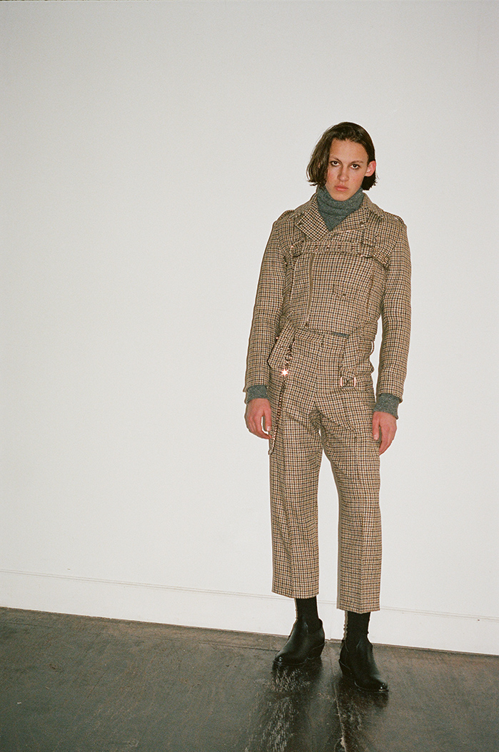 Private Policy FW18 Look 14