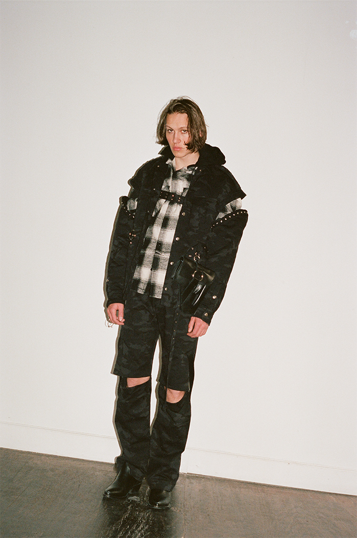 Private Policy FW18 Look 21