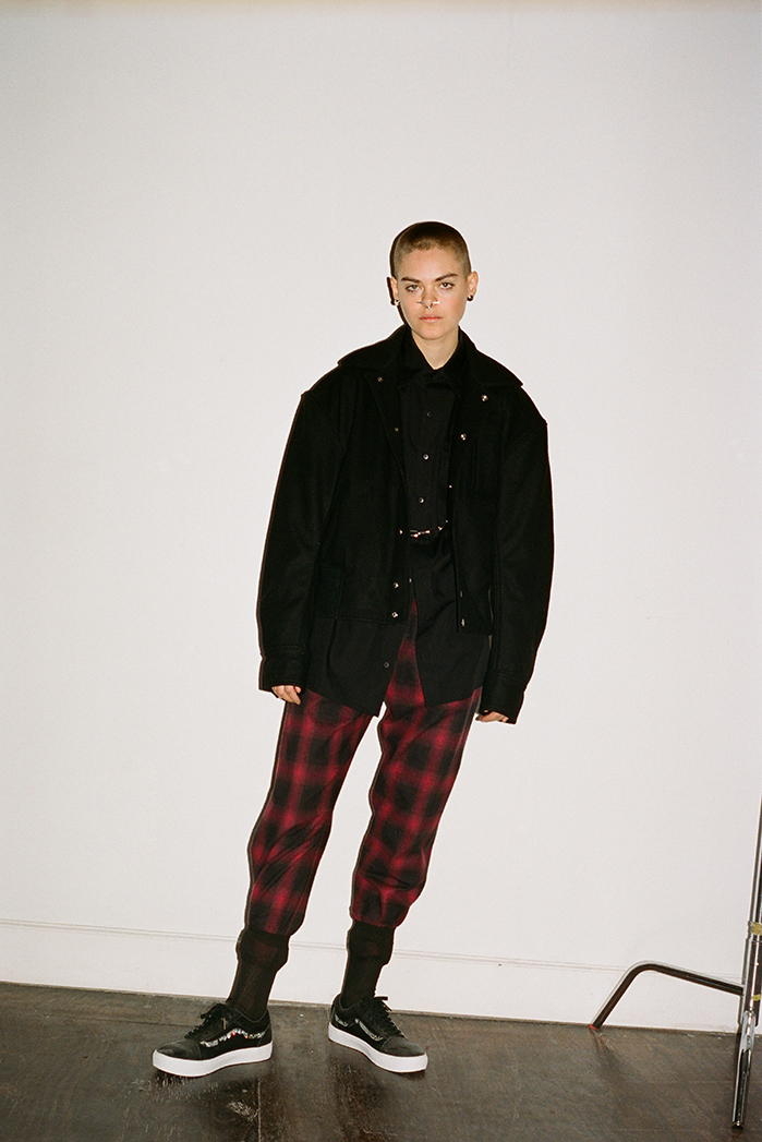 Private Policy FW18 Look 9