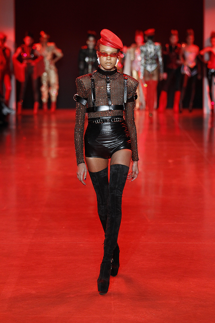 THE BLONDS NEW YORK FASHION WEEK FW18 02/13/2018