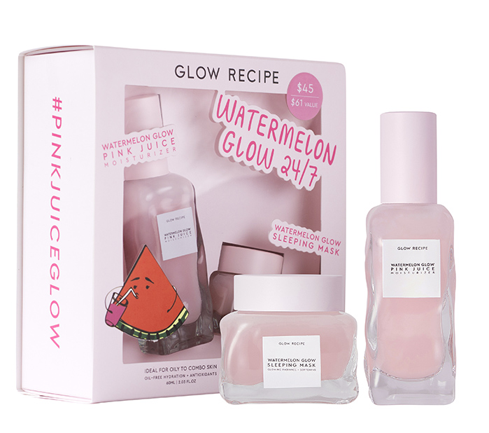Glow Recipe Watermelon 24-7 Set (2)