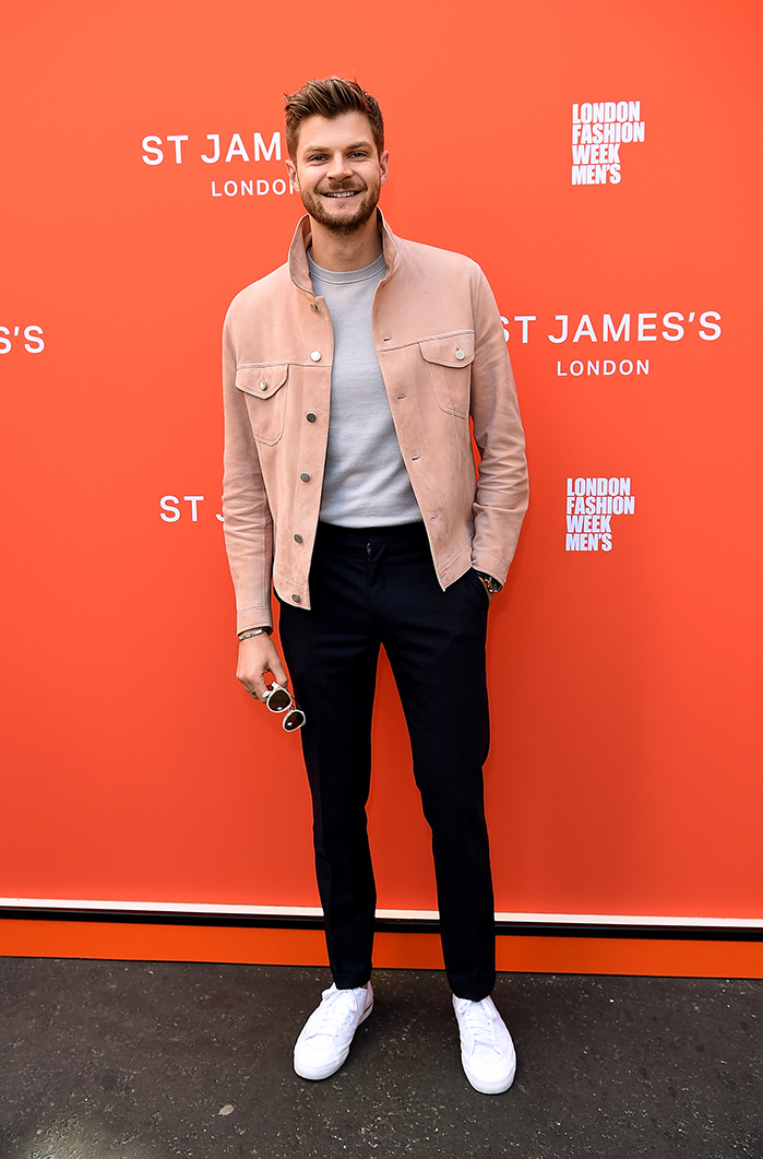 St James's Hosts LFWM Shows