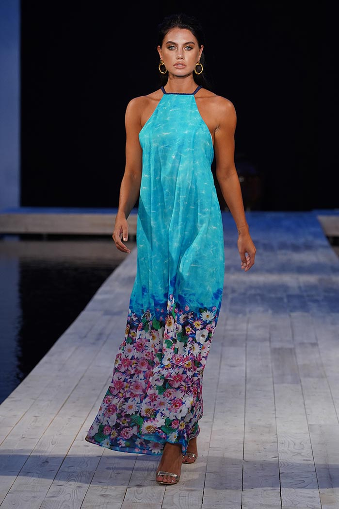 Fashion Palette Miami Australian Swim Show SS19: VDM the Label, TJ Swim, Frankie Swimwear, Lil & Emm - Runway - Paraiso Fashion Fair