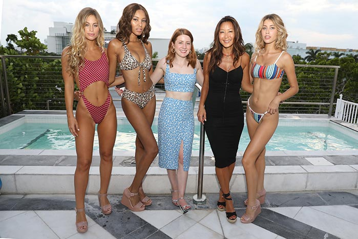 Free Bella Swimwear SS19 Presentation and Sunset Cocktail Party