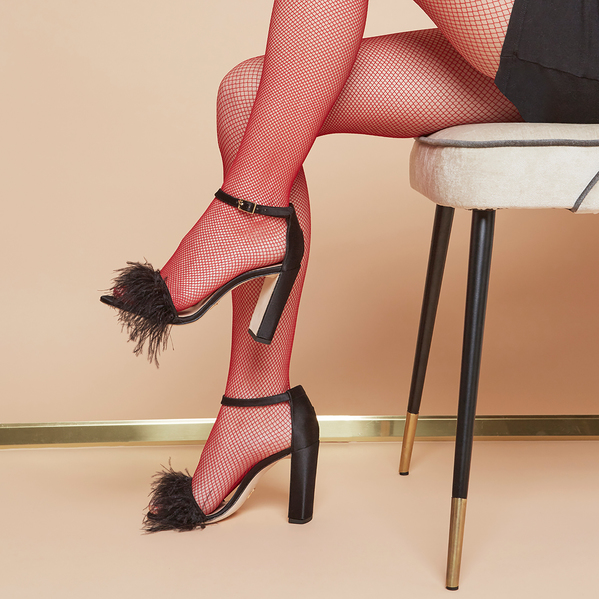 high heels nylons fun factory click n charge