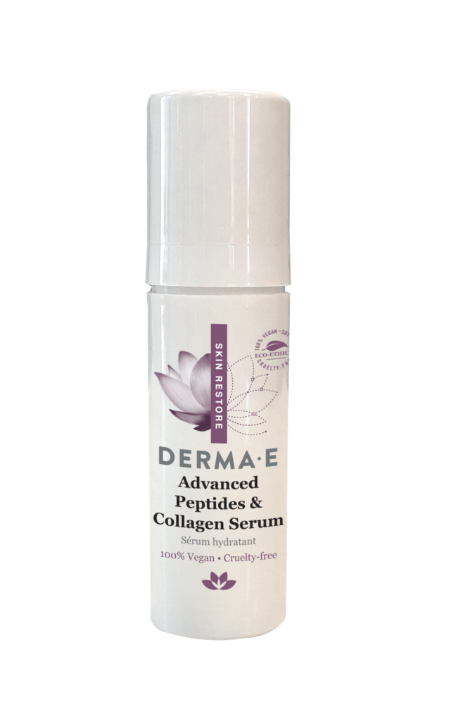 Derma-E's Deluxe Peptides and Collagen Serum