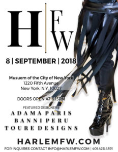 Harlem Fashion Week: Season 5