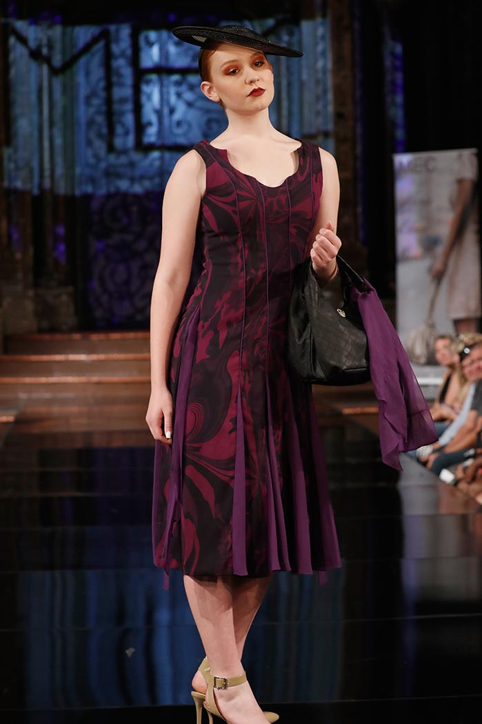 MARIA ELENA COUTURE At New York Fashion Week Powered By Art Hearts Fashion NYFW