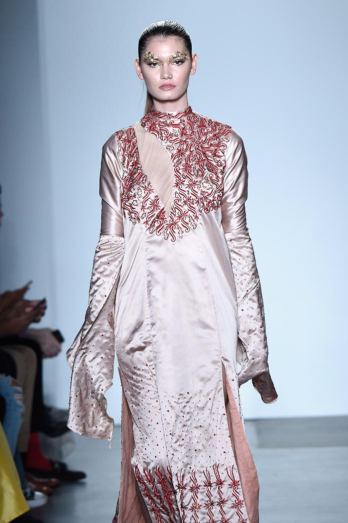 INIFD & LONDON SCHOOL OF TRENDS At New York Fashion Week Powered By Art Hearts Fashion NYFW