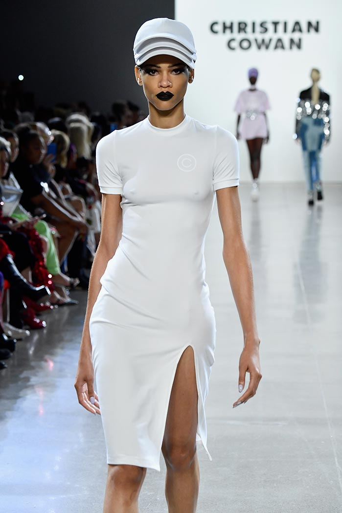 Christian Cowan - Runway - September 2018 - New York Fashion Week: The Shows