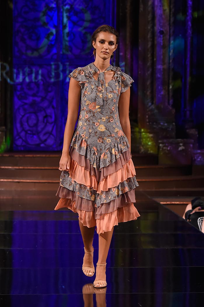 RUTU BHONSLE At New York Fashion Week Powered By Art Hearts Fashion NYFW