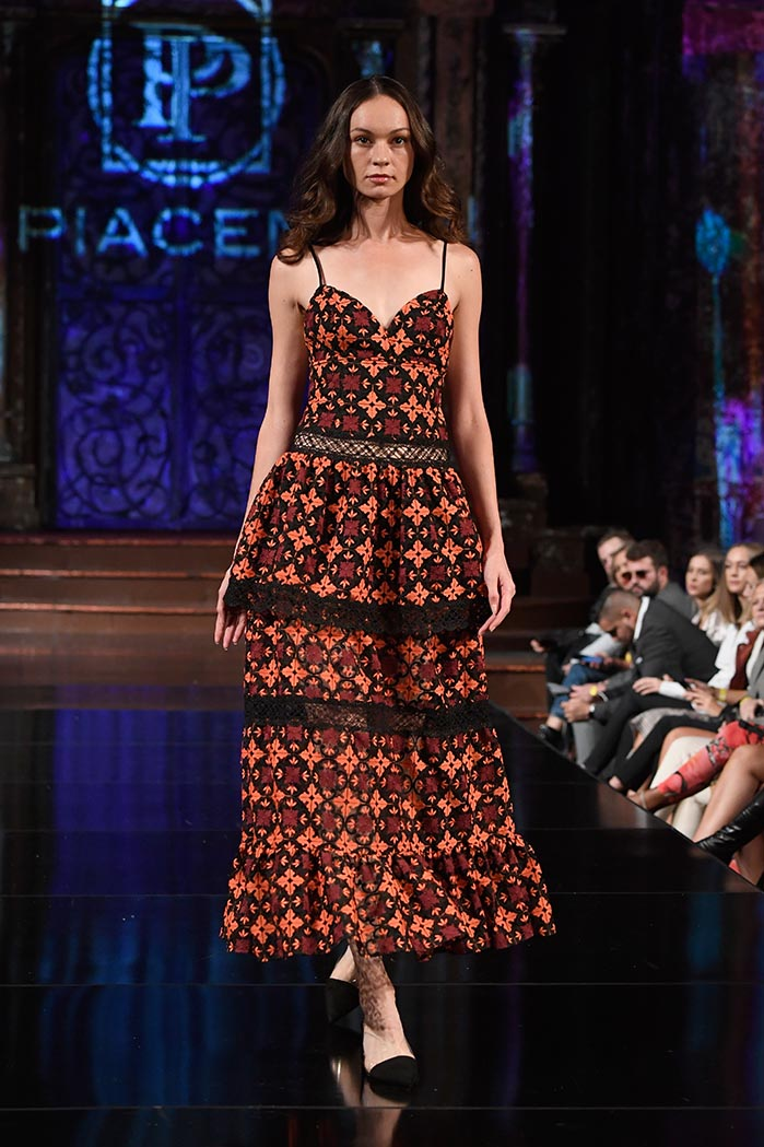 LE PIACENTINI At New York Fashion Week Powered By Art Hearts Fashion NYFW