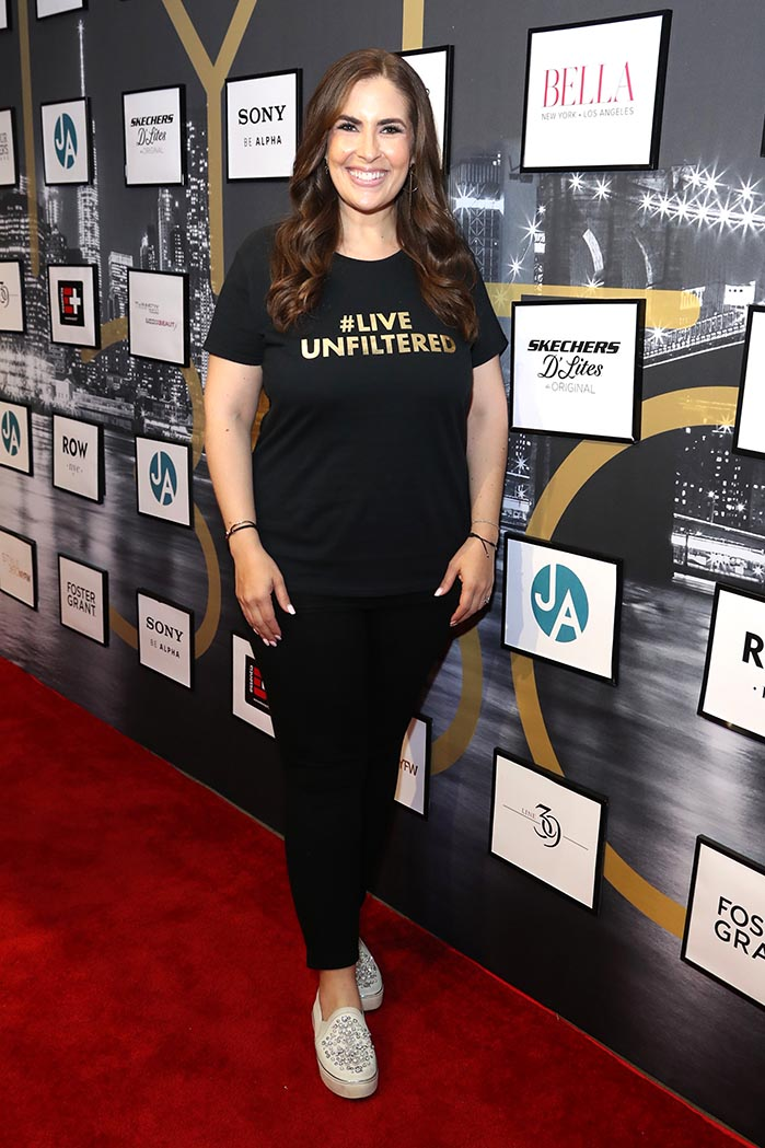 STYLE360 Hosts #Unfiltered By Jessica Abo Sponsored By Sony Be Alpha
