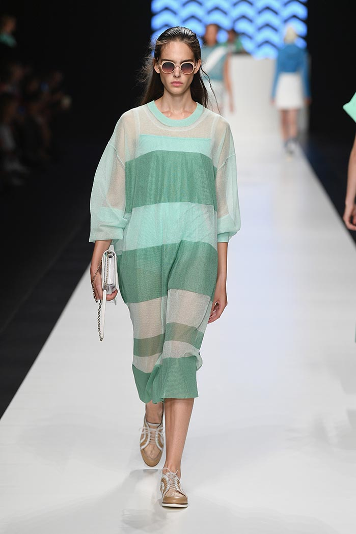 Anteprima - Runway - Milan Fashion Week SS 2019