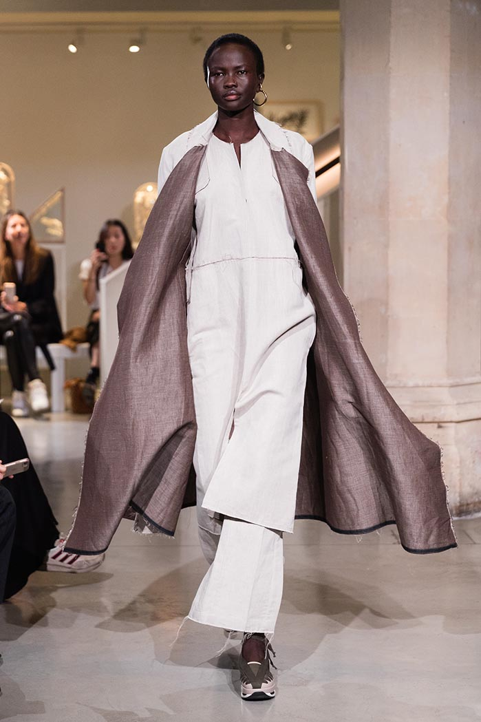 London Fashion Week, Spring Summer 2019  - Eudon Choi