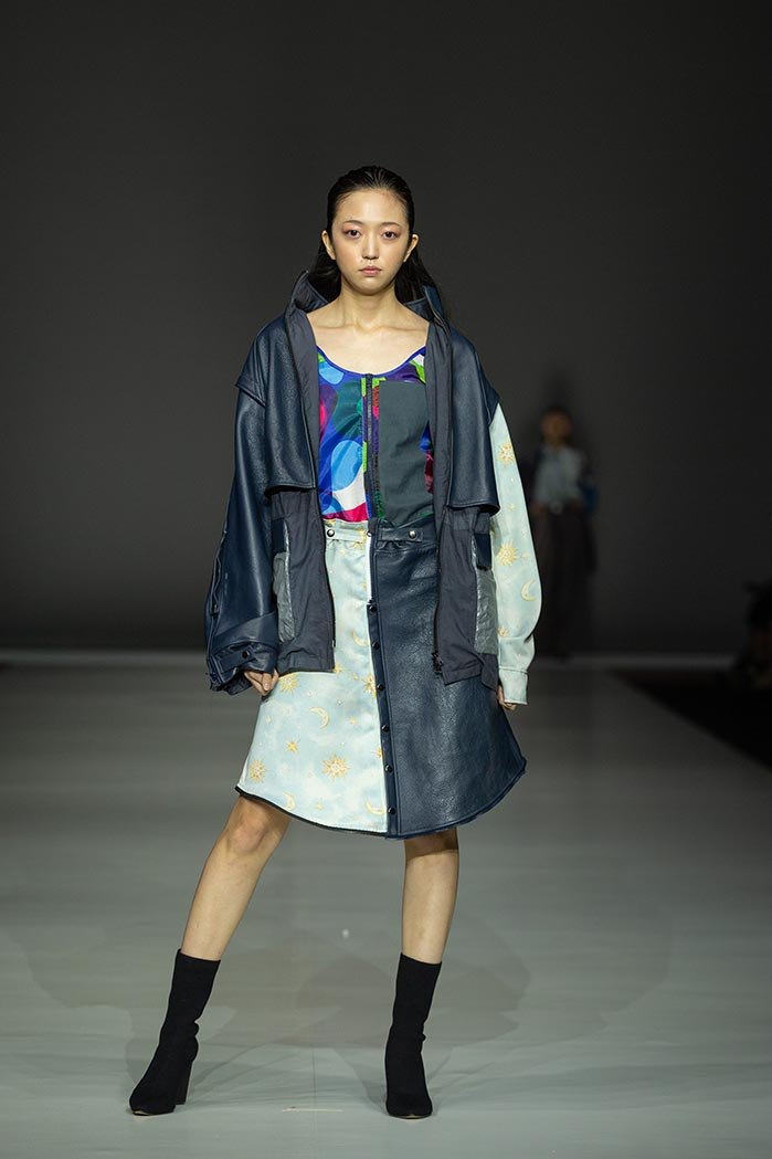 Redress Design Award 2018_Jesse Lee_Hong Kong_Outfit 3