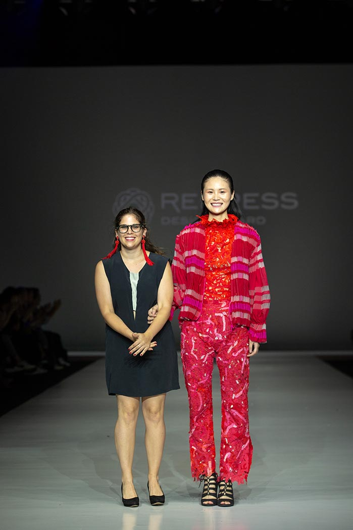 Redress Design Award 2018_Melissa Villevieille_France