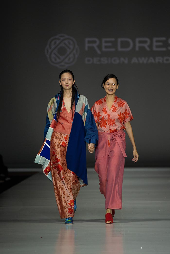 Redress Design Award 2018_Sarah Jane Fergusson_Japan