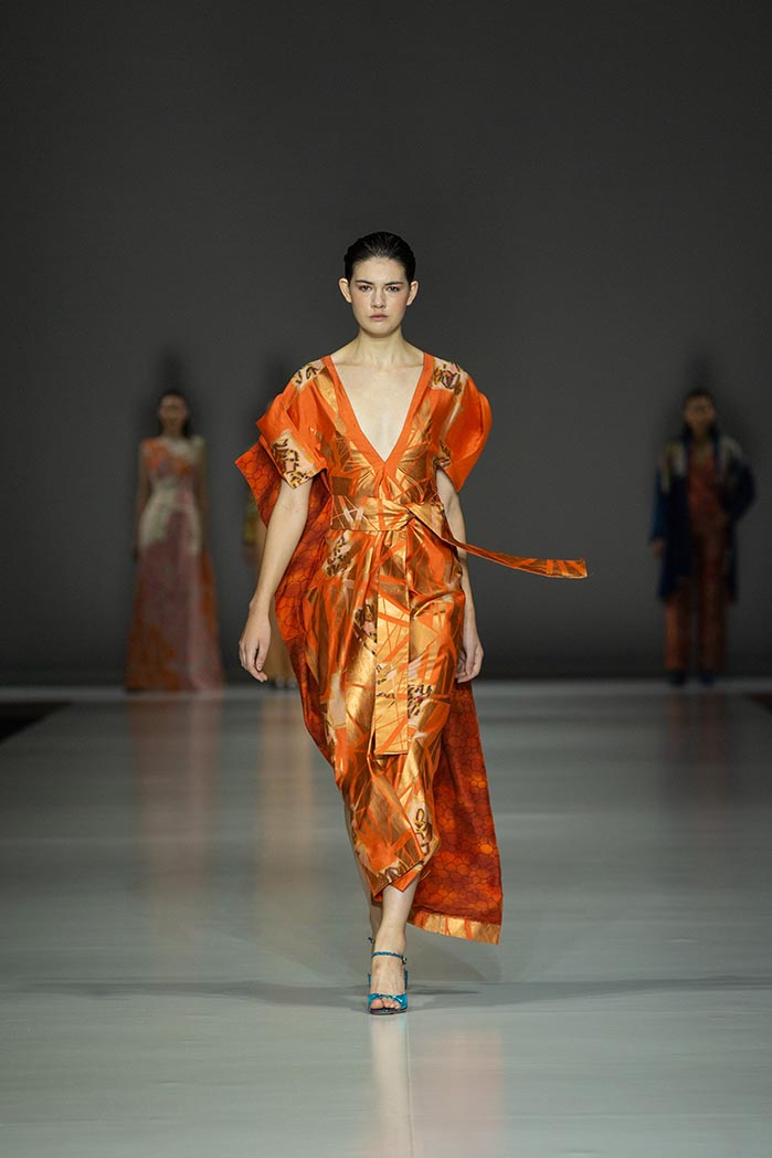 Redress Design Award 2018_Sarah Jane Fergusson_Japan_Outfit 1