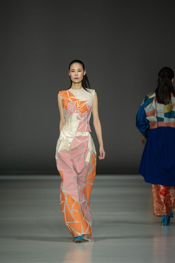 Redress Design Award 2018_Sarah Jane Fergusson_Japan_Outfit 5