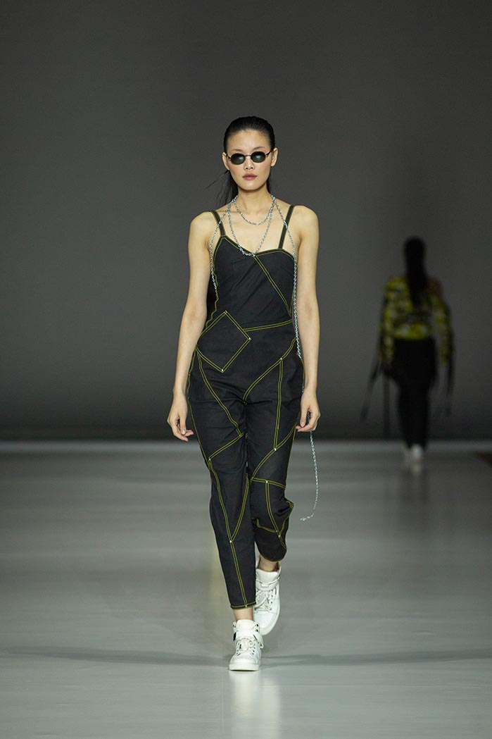Redress Design Award 2018_Tess Whitfort_Australia_Outfit 3