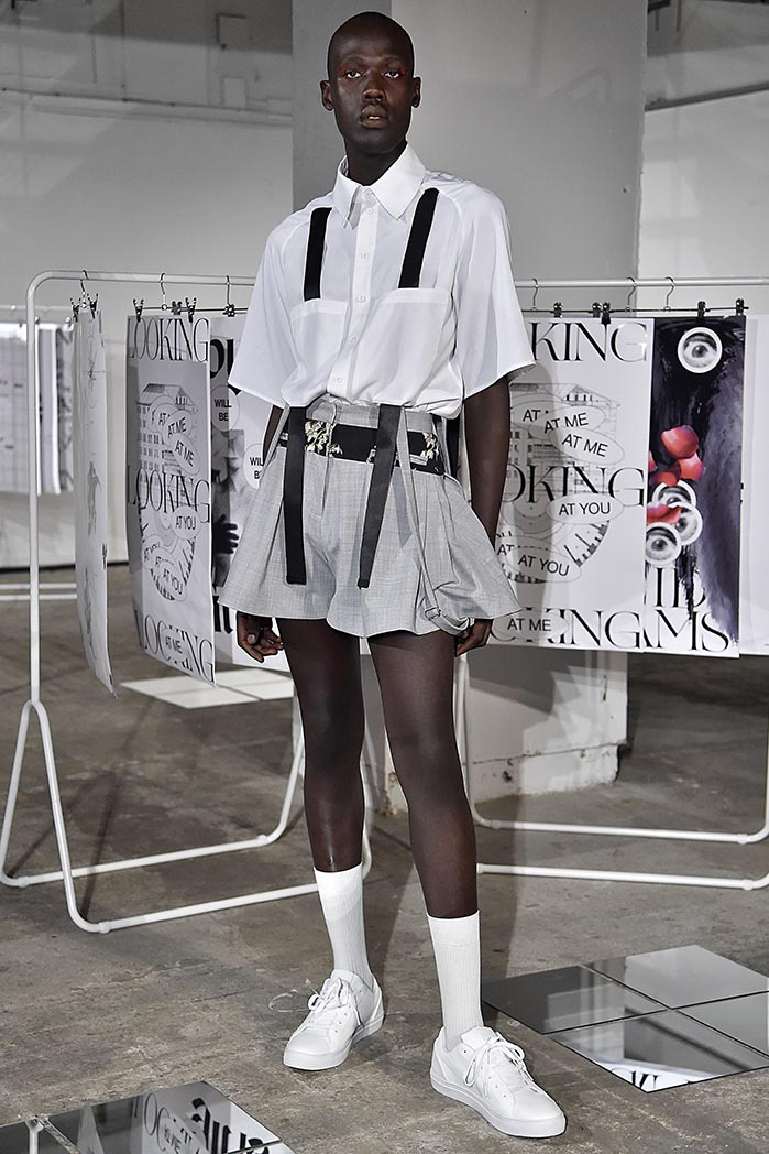 Underage London Fashion Week Spring Summer 2019 London September 2018