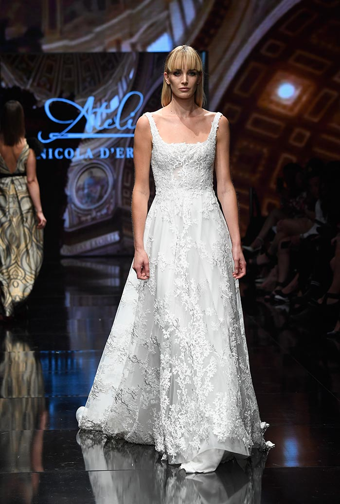Atelier Nicola D'Errico at Los Angeles Fashion Week Powered by Art Hearts Fashion LAFW SS/19