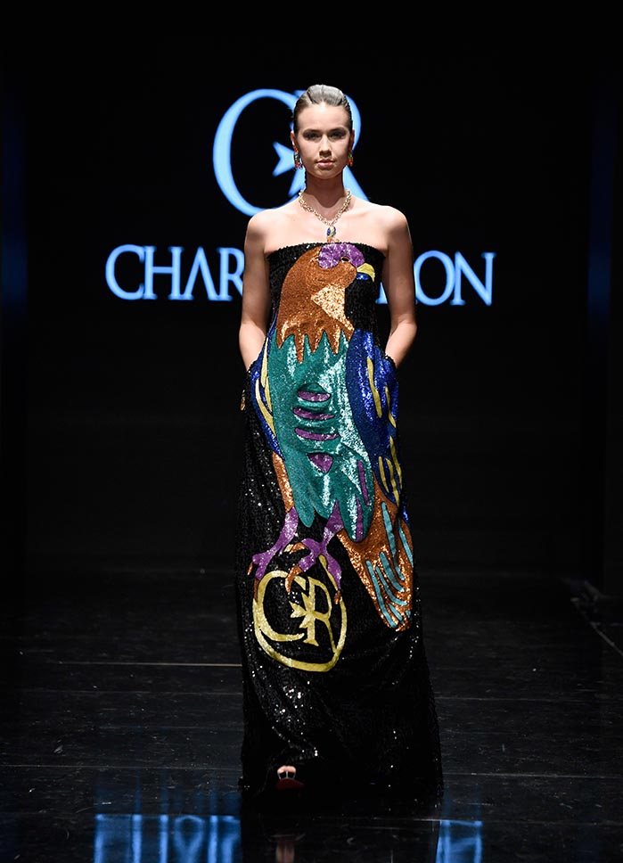 Charles And Ron at Los Angeles Fashion Week Powered by Art Hearts Fashion LAFW SS/19