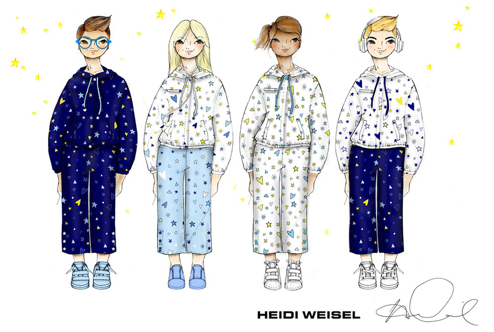 VOTE for a Hospital Gown to Make Children Smile! | Fashion Week Online®