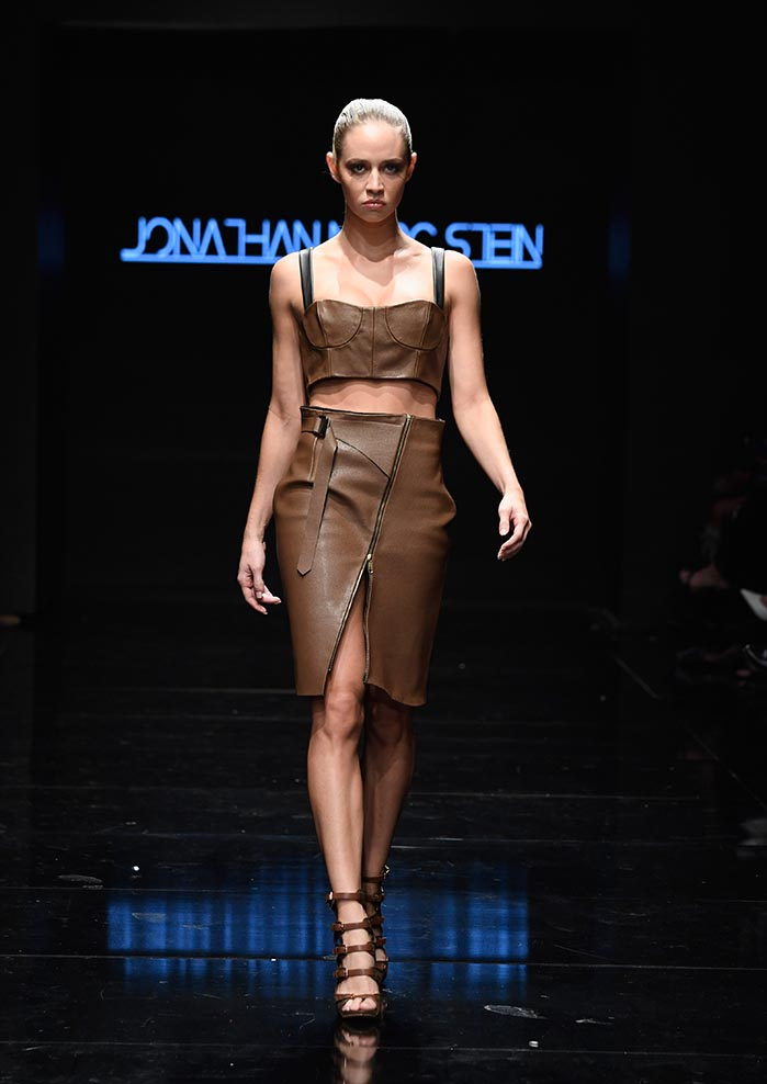 Jonathan Marc Stein at Los Angeles Fashion Week Powered by Art Hearts Fashion LAFW SS/19