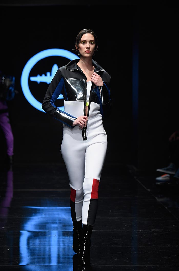 Paraval at Los Angeles Fashion Week Powered by Art Hearts Fashion LAFW SS/19