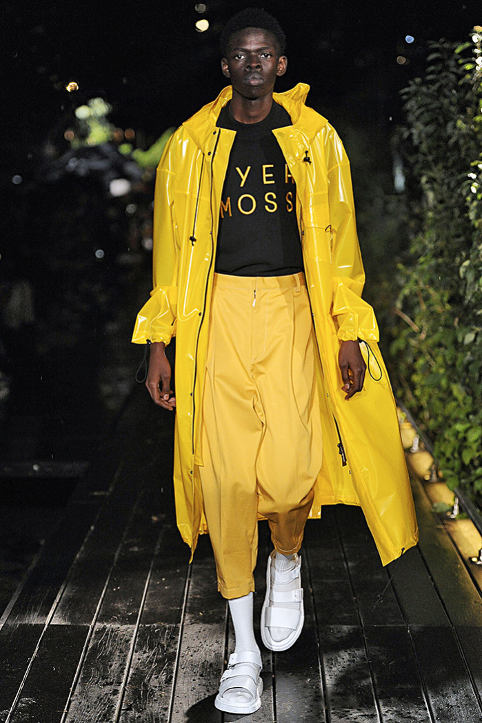 Pyer Moss New York Fashion Week Spring Summer 2019 NY September 2019