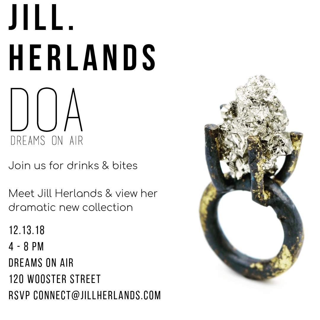 Jill Herlands at DOA
