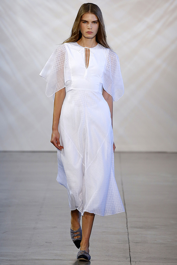 Noon by Noor New York Fashion Week Spring Summer 2019 NY September 2019