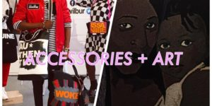 NYFW Accessories + Art Pop Up