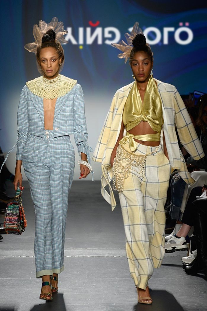 Flying Solo NYFW February 2019 - Runway