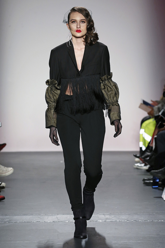 ROMEO HUNTE FW19 NEW YORK FASHION WEEK 02/10/2019
