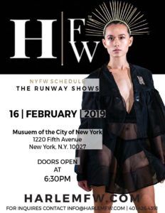 Harlem Fashion Week: Season 6