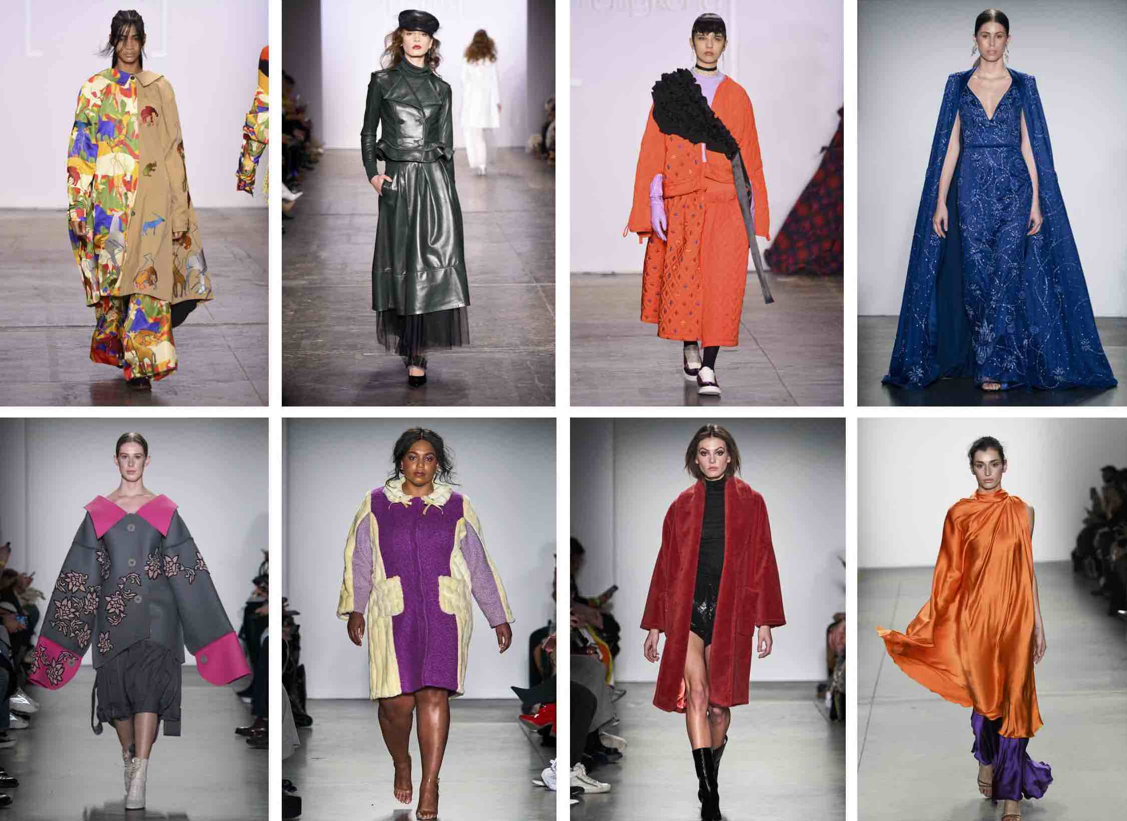 Vibrant Coats, Jackets & Capes
