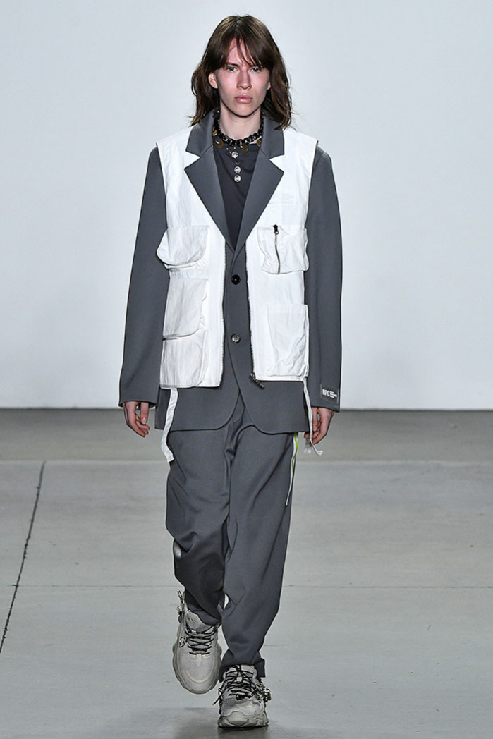 NPC New York Fashion Week Womens  FW19_20 - New York City - February 2019