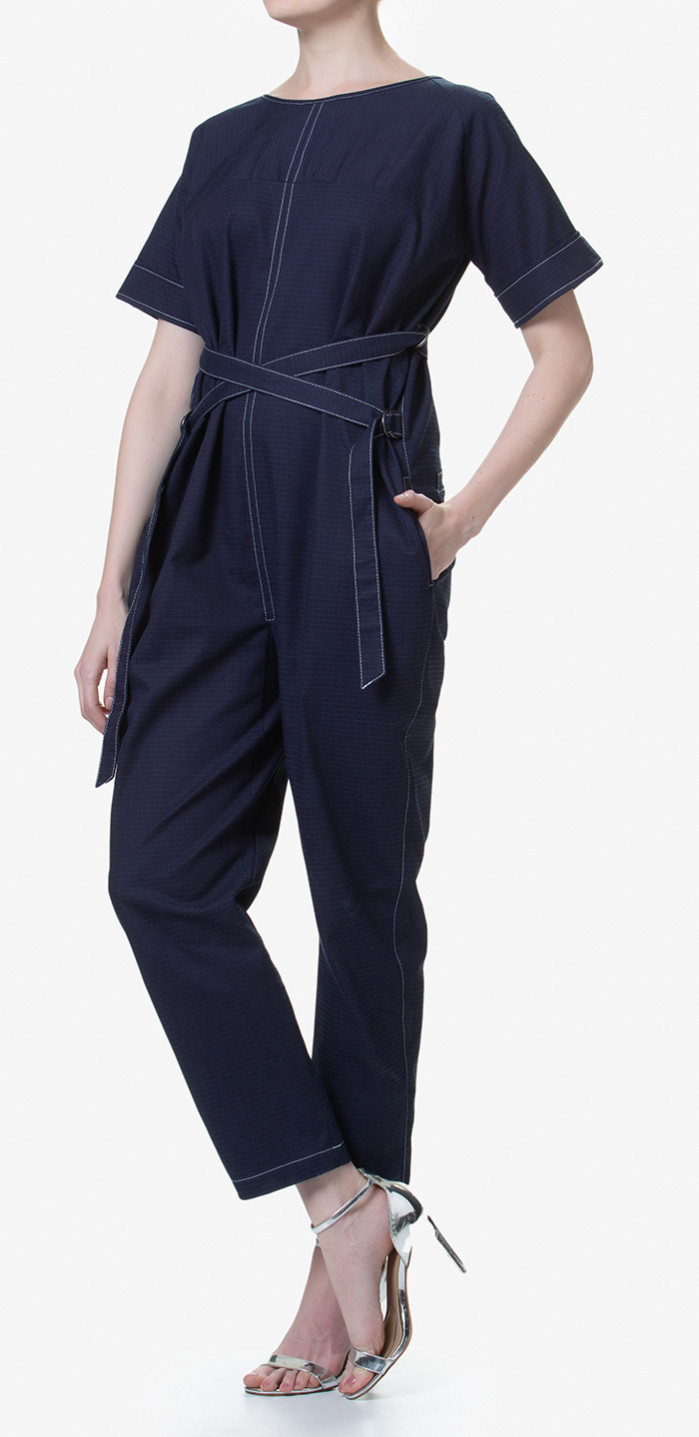 Avalon Jumpsuit Denim