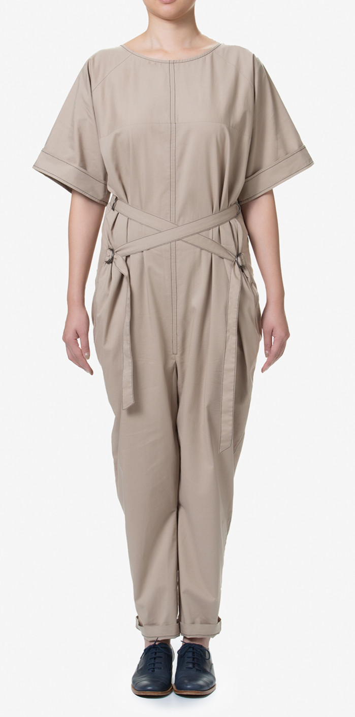 Avalon Jumpsuit Khkai