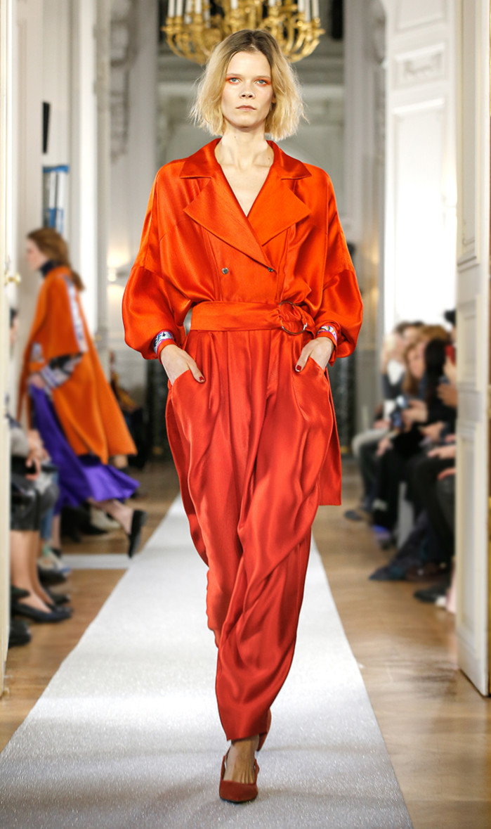 Leonard Paris : Runway - Paris Fashion Week Womenswear Fall/Winter 2019/2020
