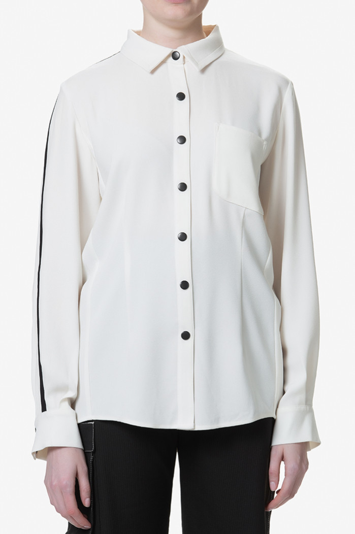 Loxton Shirt White