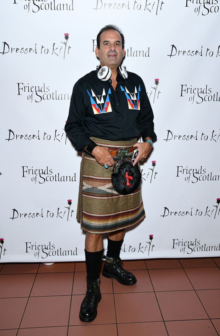 Dressed To Kilt Celebrity Fashion Show And Cocktail Party