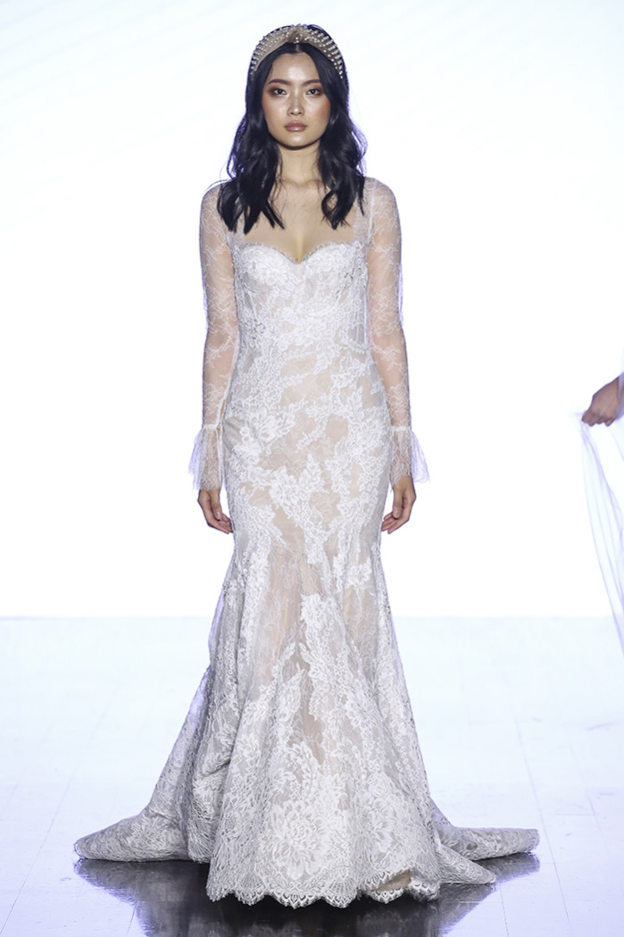 83eb45d2d1b4 Three Collections to Love: Watters Dazzles at NYFW: Bridal | Fashion ...