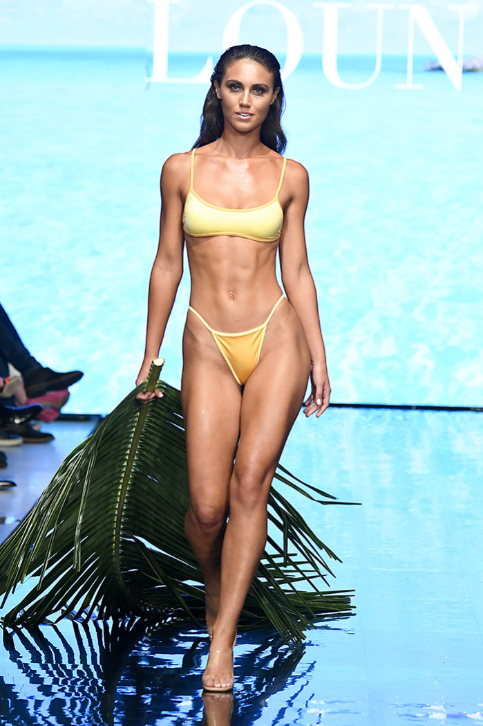 LOUNGE UNDERWEAR At Miami Swim Week Powered By Art Hearts Fashion Swim/Resort 2019/20