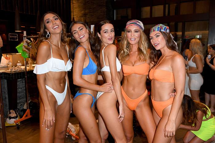 Fashion Palette Miami Swim Week  The Australian Collection Show 2019: TJ Swim, Lil & Emm, Lahana Swim, Nookie Beach, Sonya Swim, Sage Swim, VDM the Label, Vincija Swim - Backstage