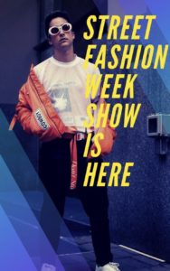 Street Fashion Week New York - Save 15%